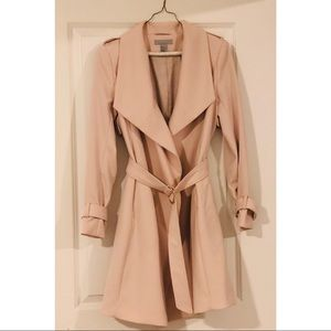 HM Soft Trench Coat